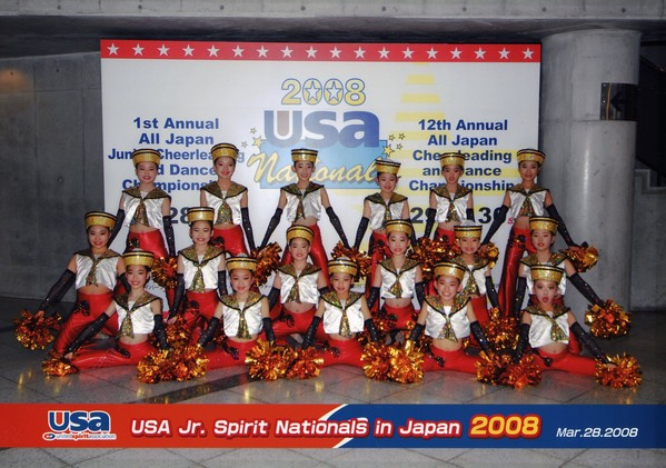 LITTLE.MAX USA Nationals 全国大会 優勝